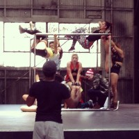 Бритни Спирс. Фото с репетиций выступлений в Вегасе