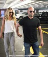 Роузи с Джейсоном в аєропорту LAX (ч. 1)