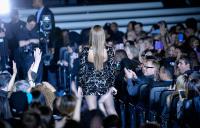 Бейонсе выступила на мероприятии «Stevie Wonder: All-Star Grammy Salute», которое прошло в Лос Анджелесе.