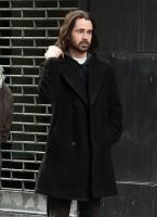 """Фото со съемок фильма """"Зимняя сказка"""" в Нью-Йорке."""