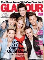 Больше сканов из нового Glamour USA