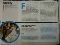 """Журнал Entertainment Weekly опубликовал новый стилл к фильму """"Голодные игры: И вспыхнет пламя"""""""