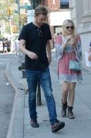 Дакота с Джейми в Нью-Йорке.