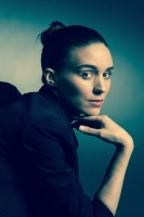 """Rooney Mara by Tim Rue for """"USA Today"""""""