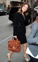 Оливия на пути в отель «Royalton»