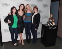 Оливия Уайлд. Презентация коллекции красок для волос от Revlon «Luxurious ColorSilk»