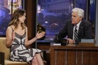 Оливия Уайлд. Вечернее шоу Джея Лено на телеканале NBC