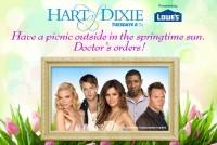 """Открытки от телеканала CW """"Весна в BlueBell"""""""