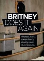 """Бритни Спирс. """"Shape"""" июнь 2013"""