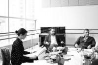 """Эксклюзивные фото с репетиций спектакля """"Betrayal"""" с Дэнилом Крэйгом и Рэйчел Вайс"""