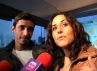 Zuria Vega emocionada por file de Gonzalo Vega El Niño que Huele a Pez