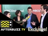 Peter Facinelli, Anna Friel, Jake Robinson @ the NBC Universal Winter Press Tour I AfterBuzz TV