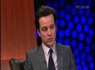Эндрю Скотт. Эндрю принял участие в ирландском Late Late Show. Andrew Scott Interview 2014