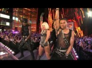 Lady Gaga - LoveGame & Poker Face Medley Much (Live on MMVA 2009)
