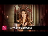 The Vampire Diaries - My Dinner Date with...Nina Dobrev