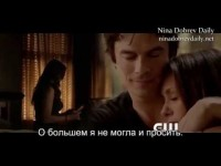 The Vampire Diaries 6x01 NEW Promo  I'll Remember (Rus sub)