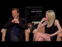 Peter Sarsgaard and Dakota Fanning on not finding redemption in 'Night Moves'