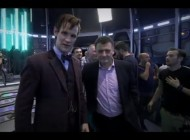 *SPOILERS* Behind the scenes: The Time of the Doctor & Matt Smith's regeneration - Doctor Who - BBC