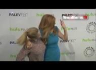 'Nashville' Cast PaleyFest 2013 Arrivals - Hayden Panettiere, Connie Britton, Clare Bowen