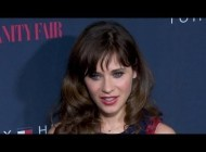"Zooey Deschanel at Tommy Hilfiger's ""To Tommy, From Zooey"" Collection Launch"