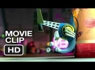 Turbo Movie CLIP - Snail Crew (2013) - Ryan Reynolds, Paul Giamatti Movie HD