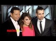 "Colin Farrell, Noomi Rapace, Terrence Howard ""Dead Man Down"" Premiere ARRIVALS"