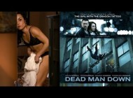 Dead Man Down- Colin Farrell, Noomi Rapace, and Terrence Howard Interviews