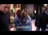 Rihanna looking FLAWLESS in NYC (05-08-13)