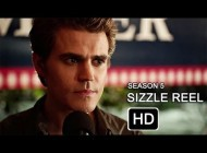 The Vampire Diaries Season 5 - Comic-Con Sizzle Reel [HD]