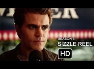 The Vampire Diaries Season 5 - Comic-Con Sizzle Reel [HD]
