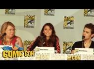 The Vampire Diaries Panel Comic-Con 2013: Paul Wesley, Ian Somerhalder, Nina Dobrev