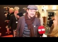 """Эндрю Скотт. На """"красной дорожке"""" Дублинского кинофестиваля. THE STAG RED CARPET"""