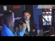 Maniac Premiere: Elijah Wood in Moscow