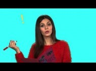 Make a Valentines Day Card With Victoria Justice
