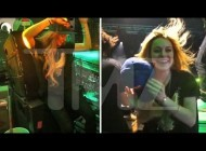 Lindsay Lohan -- Suck It, Paris ... I Can Rock A DJ Booth Too!