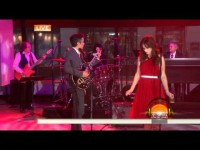 "Зоуи Дешанель. She & Him представили кавер на ""Today Show"". She & Him Perform ""Time After Time"" │Zooey Deschanel and M. Ward"