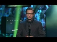 Jeremy Renner presents the Most Valuable Player