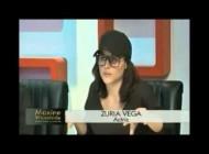Zuria Vega y Rosy Ocampos Hablan de Que Pobres Tan Ricos en TPLM (1/2) 11/11/2013