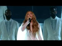 Бейонсе Ноулз. Бейонсе на церемонии GRAMMY. Beyonce 'Take My Hand, Precious Lord' 2015 Grammy Awards live peformance HD