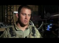 "Channing Tatum ""G.I. Joe Retaliation"" INTERVIEW"