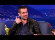 Colin Farrell Invites Conan On A Korean Spa Date - CONAN on TBS