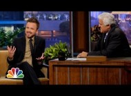 Aaron Paul and Bryan Cranston's Breaking Bad Tattoos - The Tonight Show with Jay Leno