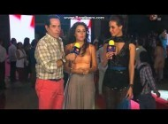 Cурия Вега. Зурия на церемонии TVyNovelas. Premios Tv y Novelas 2013-Entrevista a Zuria Vega