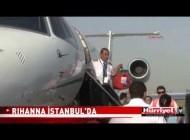 Rihanna arriving in Istanbul, Turkey (30/05/13)