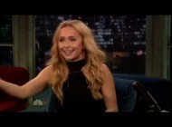 Hayden Panettiere interview on Jimmy Fallon 2013 03 15