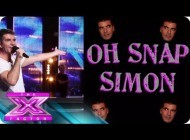 Oh Snap Simon - Long Island Auditions - THE X FACTOR USA 2013