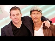 Thongs and 'manscaping' with Channing Tatum and Matthew McConaughey