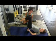 ZD TRX Elevated Hamstring Curls