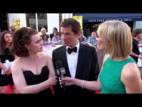 Хелена Бонэм Картер. ФОТООТЧЕТ: BAFTA TV Awards. Helena Bonham Carter & Dominic West - BAFTA Television Awards Red Carpet in 2014