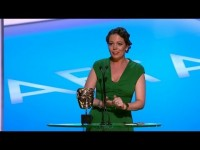 Olivia Colman wins Leading Actress Bafta - The British Academy Television Awards 2014 - BBC One